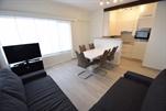 Renovierts Appartement mit Blick auf das Meer;  Wohnzimmer mit Bettocuch für 2 Personen. Küche, Diele, Toilette, Badezimmer mit Duche, 1 Schlafzimmer mit Doppelbett und 1 Schlafzimmer mit 2 Etagenbetten. Parterre  (ref.: MARIANNE/GLV)